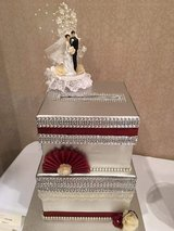 wedding cake box in Morris, Illinois