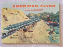 1956 American Flyer Train Catalog in 29 Palms, California