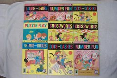 1964 FLIP 'N' FUN Book Lot in 29 Palms, California