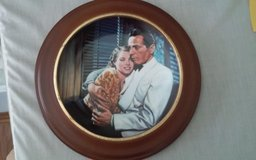 Casablanca Framed Decorative Plate in The Woodlands, Texas