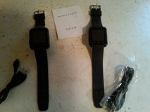 2 Android smartwatches in Quad Cities, Iowa