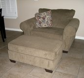 Ashley Chair and Ottoman in Fort Bliss, Texas