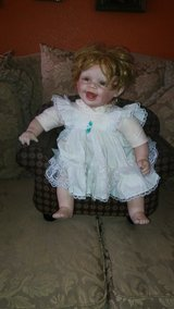 Porcelain Baby and Chair in Alamogordo, New Mexico