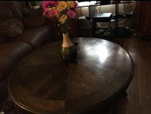 Coffee table and end tables from Ashley has wear and tear but great condition $300.00 OBO in Fort Sam Houston, Texas