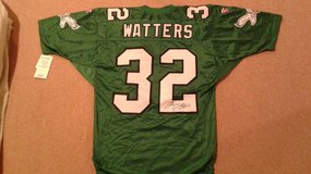 NFL Philadelphia Eagles Autographed Jersey in Toms River, New Jersey
