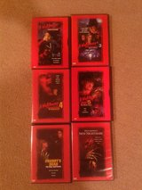 Nightmare On Elm Street 2-7 On DVD in Toms River, New Jersey