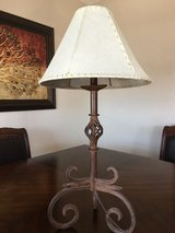 Rustic Lamp in Fort Bliss, Texas