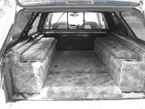 Camper shell and carpet kit in Yucca Valley, California