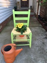 Plant chair in Fort Campbell, Kentucky