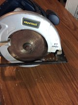 KraftTech Electric saw in Fort Campbell, Kentucky