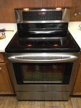 LG Stainless Convection in Houston, Texas