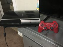 PS3/PLAYSTATION 3 COMES WITH 1 CONTROLLER in Fort Polk, Louisiana