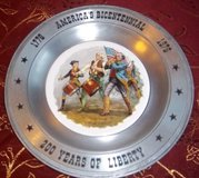 Collectible America's Bicentennial 200 years of Liberty 1776 - 1976 Plate in Alamogordo, New Mexico