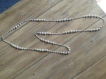 Long Pearl Necklace in Okinawa, Japan