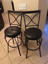 Barstools in 29 Palms, California