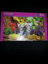 Two of a Kind 500 pc. Kitten Puzzle in Camp Lejeune, North Carolina