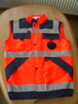 safety vest in Ramstein, Germany