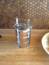 Stainless Steel lunch box in Ramstein, Germany