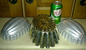 Vintage Jello / Cake Mold Set in Ramstein, Germany