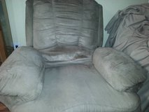 Like New BIG Soft Manual Recliner Rocking Chair No Stains No Pets No Smoke - The Woodlands in Conroe, Texas