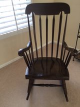 Vintage (early 70's) rocking chair in Naperville, Illinois