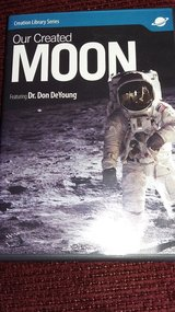 Our Created Moon  DVD in Ramstein, Germany