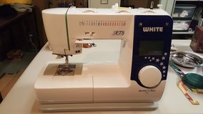 White Quilters Star 1780 sewing machine. in Oswego, Illinois