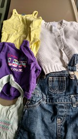 Baby girls clothes 1-2 years in Bartlett, Illinois