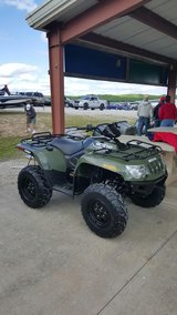 2-2016 Brand new Arctic Cat 500 4x4 4 wheeler in Springfield, Missouri
