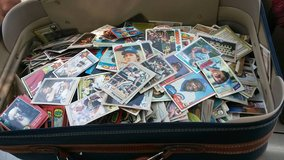 Large collection of Sports cards 70's and 80's and Star Wars Cards in Lumberton, North Carolina