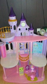 Disneys Castle Doll House in Cleveland, Texas