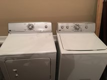 Washer dryer set in Fort Campbell, Kentucky
