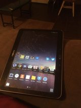 Samsung tablet in Fort Leonard Wood, Missouri