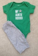 Carter's 3 month outfit in Chicago, Illinois
