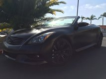 2011 Infinit G37 Muredered Out in Camp Pendleton, California