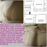 Brand New Roll of Carpet Left over First come First serve in Fort Sam Houston, Texas