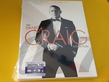 BluRay The Daniel Craig Collection in Ramstein, Germany