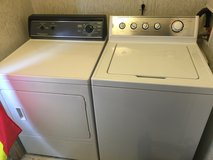 Washer & dryer~works like new~ in Camp Lejeune, North Carolina