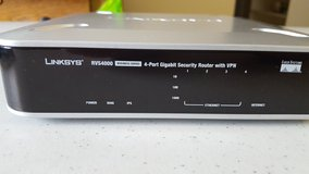 Linksys Gigabit VPN Router in Fort Campbell, Kentucky