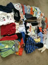 Huge baby boy clothes lot in Beaufort, South Carolina