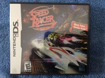 Nintendo DS Speed Racer The Video Game In Case in Houston, Texas