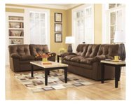 Chocolate micro fiber couch and loveseat in Mobile, Alabama