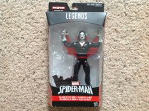 MARVEL's Morbius Legends Figure - NEW in Camp Lejeune, North Carolina
