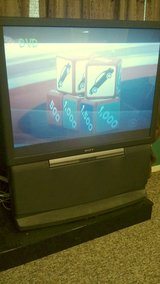 Sony Rear Projection TV in The Woodlands, Texas