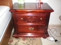 Match bed side table in Fort Lewis, Washington