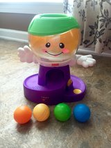 Fisher Price Gum ball Toy (Learning to Count and Colors) in Fort Rucker, Alabama