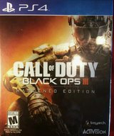 Call Of Duty Black Ops 3 Hardened Edition PlayStation 4 in Camp Pendleton, California