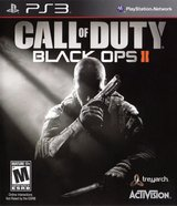 Call Of Duty Black Ops 2 II Playstation 3 PS3 Game in Camp Pendleton, California