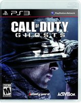 Call of Duty: Ghosts PS3 New PlayStation 3, Playstation 3 in Camp Pendleton, California