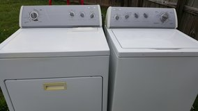 Whirlpool washer and dryer for sale in Fort Campbell, Kentucky